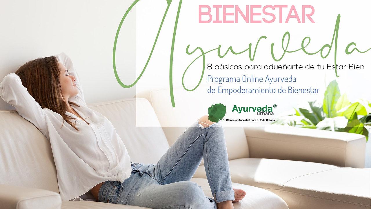Bienestar / Programa Online 9 sesiones