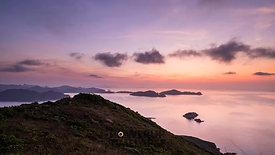 Hong Kong Timelapse I Sunrise_TL1 I HD I 4K I 8K