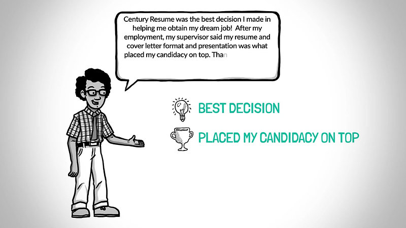 Century Resume - Process