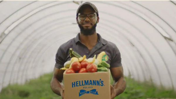 Hellmann's Food Relief Fund Commercial