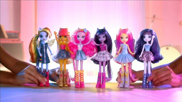 Equestria Girls Commercial