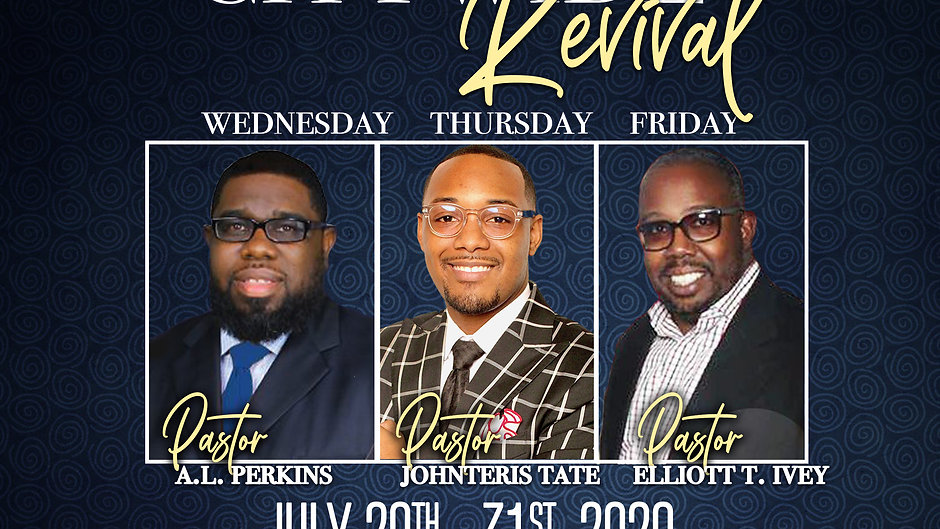 55th Annual City Wide Revival