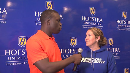 Hofstra Women's Assistant Field Hockey Coach Interview