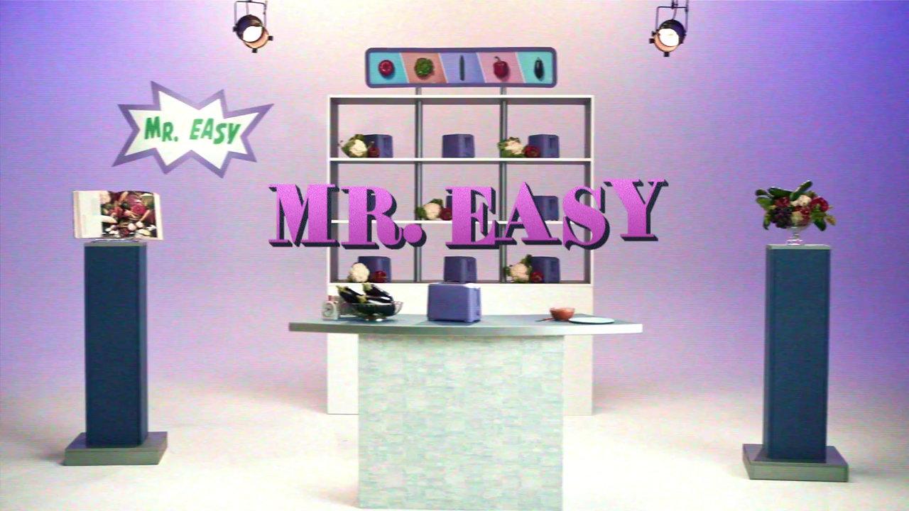 Mr. Easy - Toaster