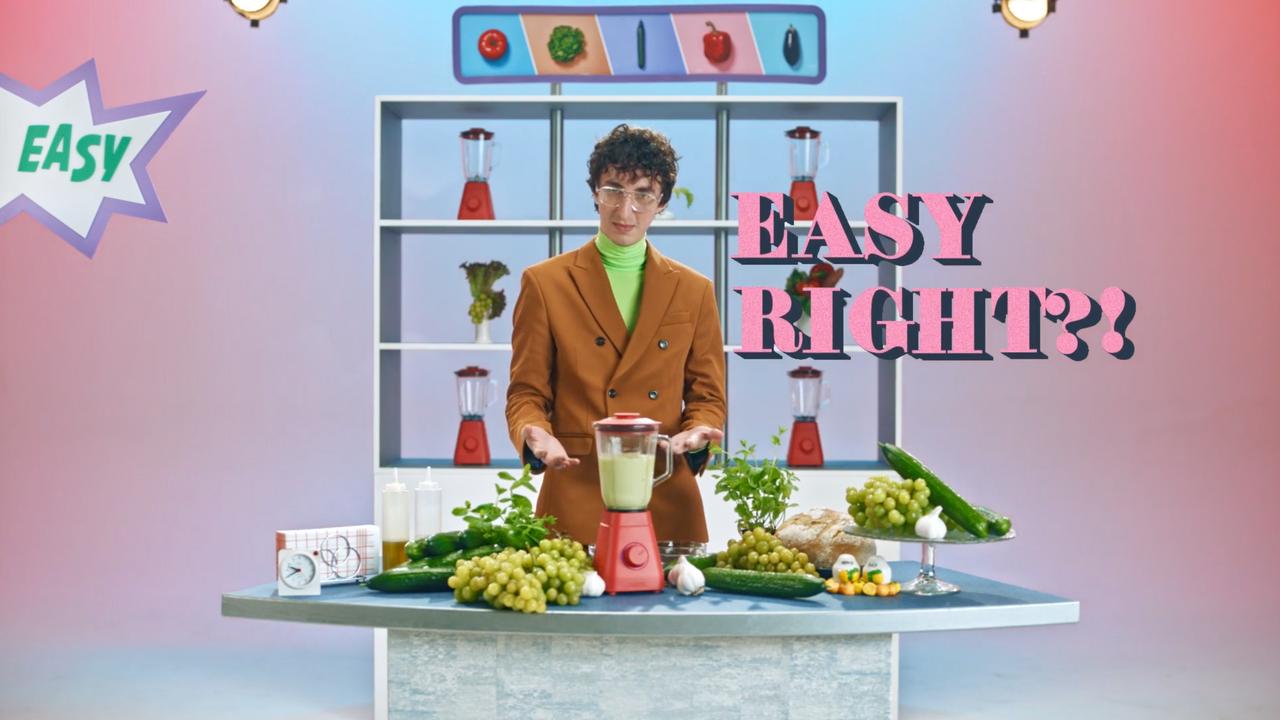 Mr. Easy - Blender