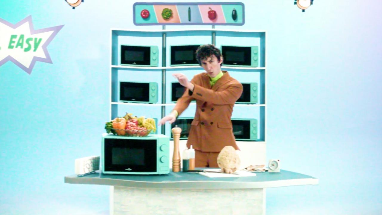 Mr. Easy - Microwave