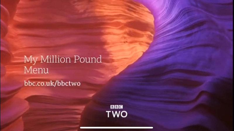My Million Pound Menu on BBC Two