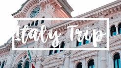 ITALY TRIP | Venice, Ferrara and Trieste