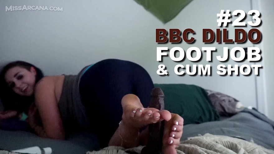 Video 23 BBC Footjob