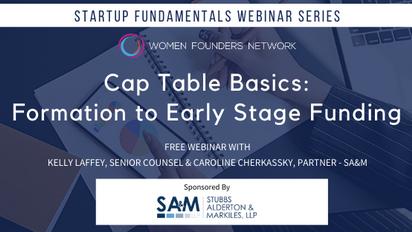 Cap Table Basics_2020-05-26