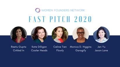 WFN 2020 Fast Pitch Virtual Event_2020.10.27