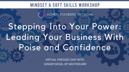 Fireside Chat with Ginger Siegel of Mastercard_2020-09-30