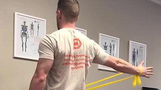 Rehabilitative exercises
