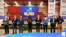 Inauguración Expo Industriales Potosinos 2021