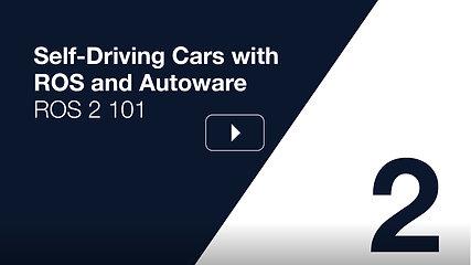 Autoware Course Lecture 2