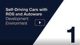 Autoware Course Lecture 1