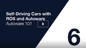Autoware Course Lecture 6