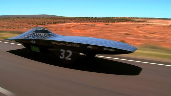 Solar Car Promo