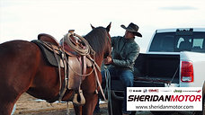 Sheridan Motor Work Ad