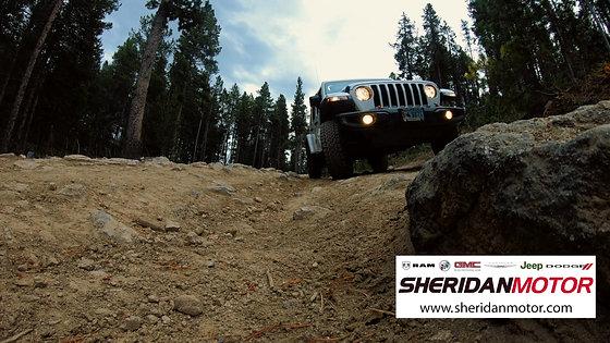 Sheridan Motor Jeep Ad