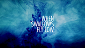 'When Swallows Fly Low' - Short Film