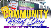 Community Relief Day V - COVID19