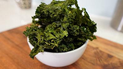 Kurly Kale Chips