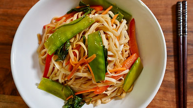 Oodles of Lo Mein