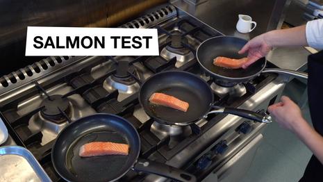 Salmon Test