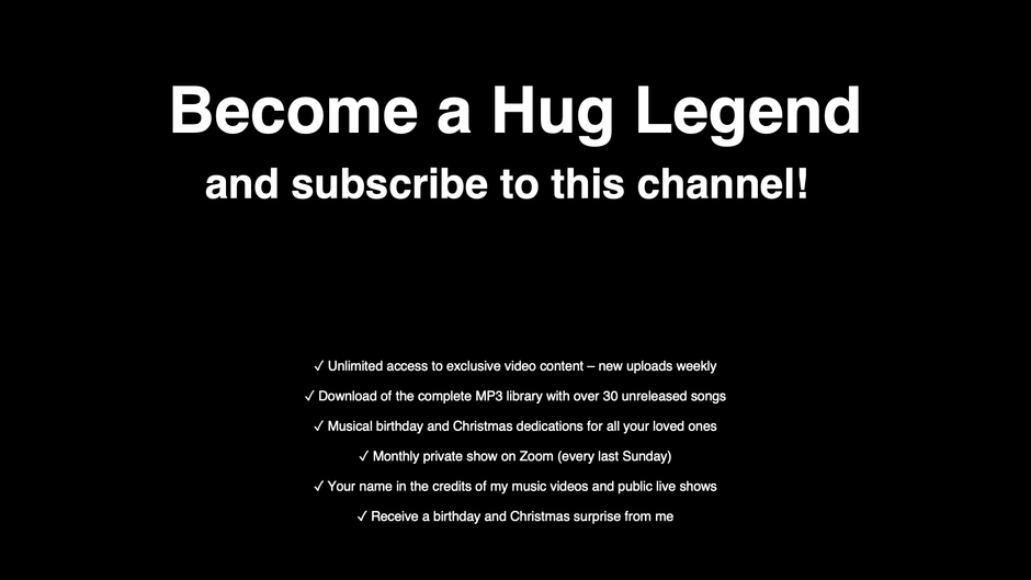 Hug Legend