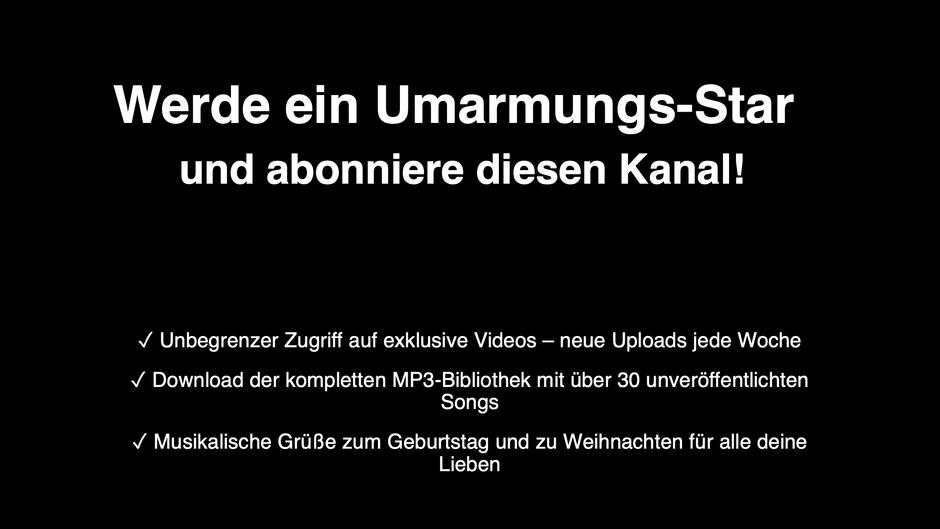Umarmungs-Star