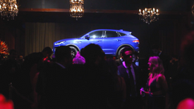 Halloween Gala We Clap by Jaguar E-PACE Launch