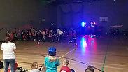 AJ's Halloween speed skate 2017
