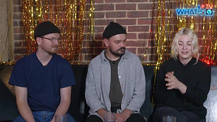 Men I Trust on the importance of positivity in their music | What's Up TV