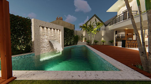 Projeto 3D - Residencia Unifamiliar