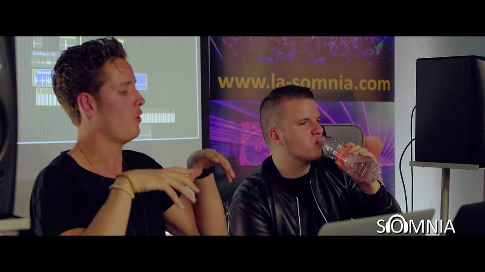 Aftermovie SOMNIA Masterclass Sick Individuals