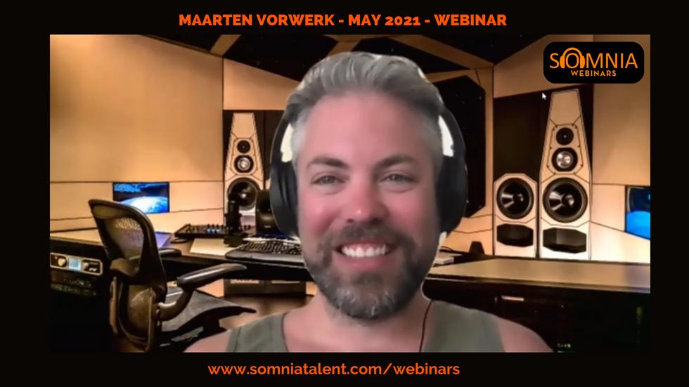 Webinar Vorwerk - May 2021