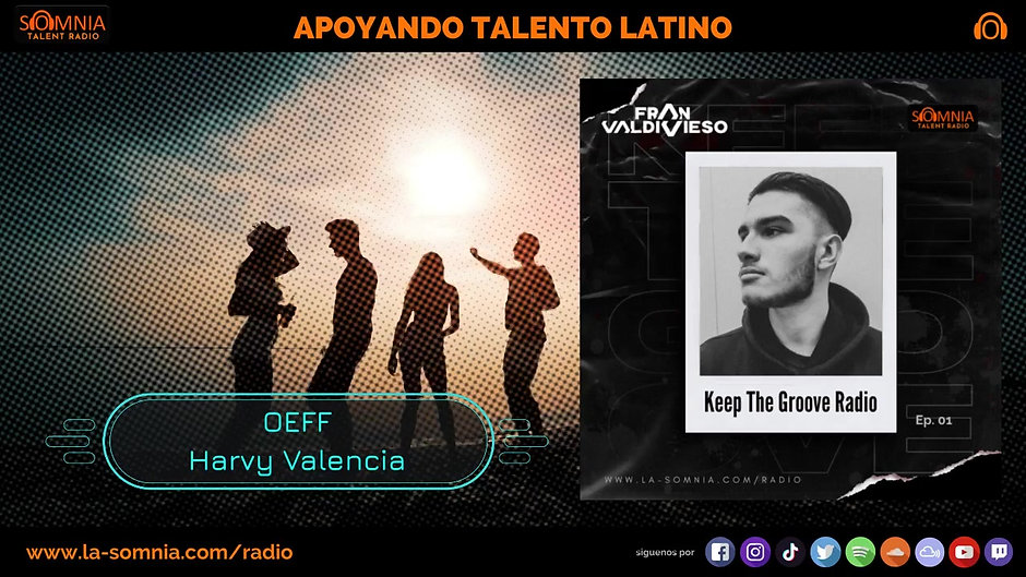 Keep The Groove Radio - Ep. 2