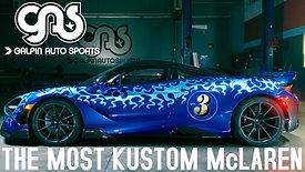 The Most Kustom McLaren 765LT
