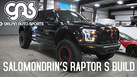 How to build Salomondrins Raptor S!