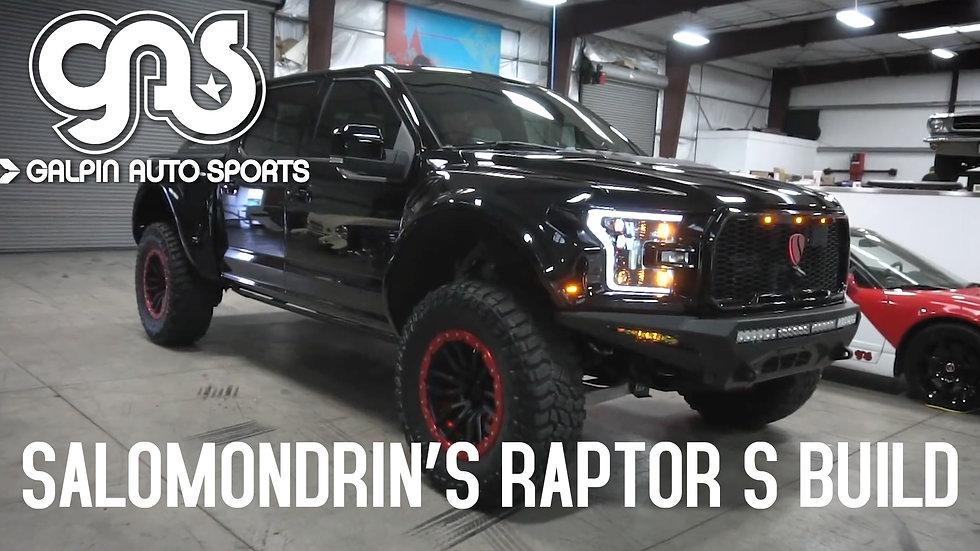 How to build Salomondrins Raptor S!