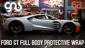 2019 Ford GT Gulf Full Body Protection Wrap