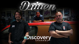 Driven New Show on Discovery!