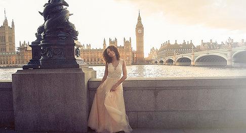 London Portrait Shoot with Charlotte