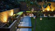 Smart garden lighting