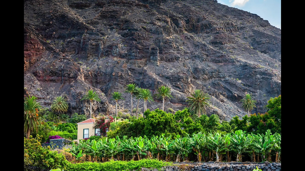 La Gomera Island 2018