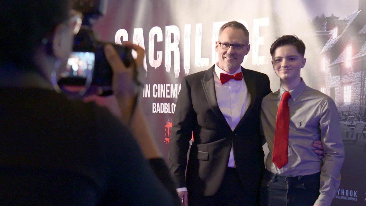 Sacrilege (2020) | World Premiere | Highlights