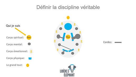 Étape 3 - Définir la discipline