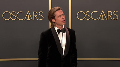 Brad Pitt Actor Supporting Role