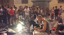 20/07/2015 Wish You Were Here feat. Valerio Papa - Pisa - sbt 2015
